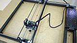 Лазерный гравер с ЧПУ, лазерный станок, гравировальный станок 7 Вт, поле 65*65 см, фото 5