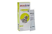 Бравекто СПОТ-ОН 112,5 мг краплі для котів 1,2-2,8 кг (блохи и клещи на 3 мес.), МСД Нидерланд