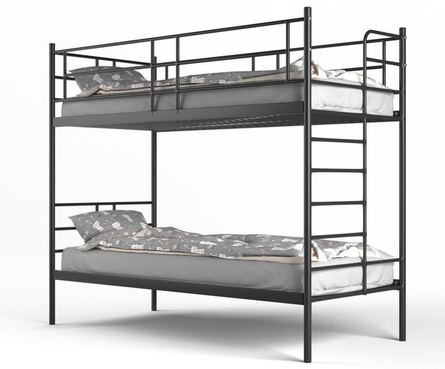Кровати металлические 2х ярусные