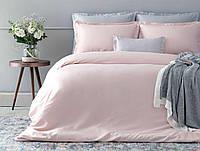 Комплект постельного белья Наша Швейка Бязь Pink_Grey Полуторный 150 х 215 см