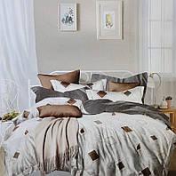 Комплект постельного белья Наша Швейка Бязь Magic pliano Полуторный 150 х 215 см