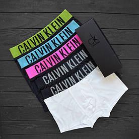 Набор брендовых мужских трусов Calvin Klein Intense