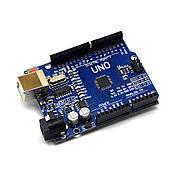 Плата Arduino Uno R3 CH340 (Ревизия 2020 ATmega328P), фото 2
