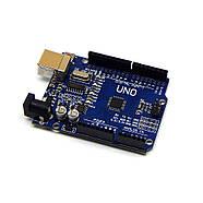 Плата Arduino Uno R3 CH340 (Ревизия 2020 ATmega328P), фото 3