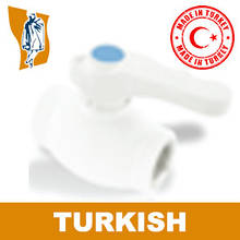 Кран Шаровый В/р Turkish Ø 20-1/2`