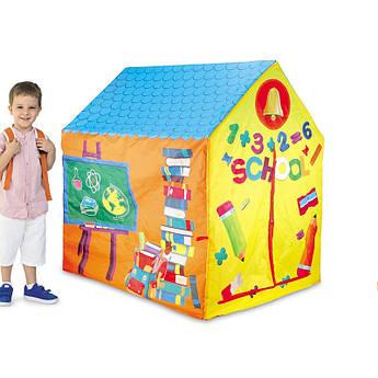 Детская игровая палатка M 3789-1 (Школа) домик