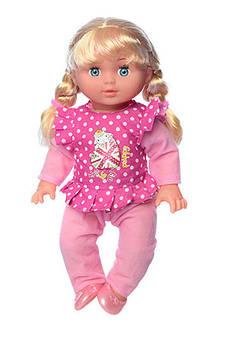 Кукла YL1711K-A-UA ( YL1711K-A-UA-1 ( розовый костюм ))