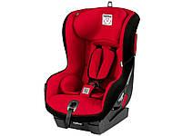 Детское автокресло Peg-Perego Viaggio 1 Duo-Fix K Rouge, красный с черным