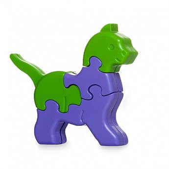 Игрушка развивающая: 3D пазлы Животные 39385 (Кот)