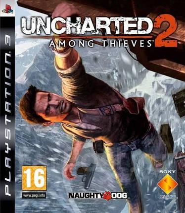 Игра для игровой консоли PlayStation 3, Uncharted 2: Among Thieves (БУ), фото 2