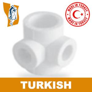 Крестовина Turkish Ø 40/20