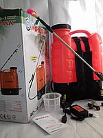 Садовий акумуляторний обприскувач Мінськ ОА-16, фото 10