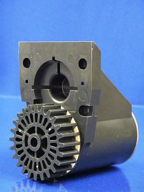 Комплект фиксатора шнека + шестеренки для мясорубки BRAUN (67001044), фото 2