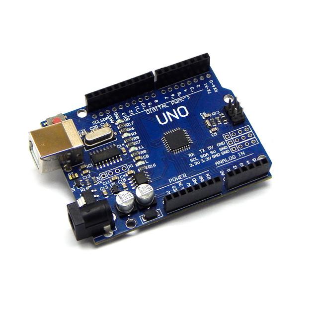 Плата Arduino UNO R3 CH 340