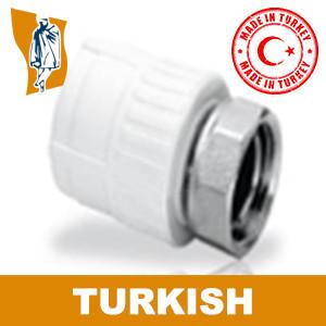 Муфта В/р накГайка Turkish Ø 25-1`