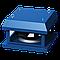 Відцентровий даховий вентилятор з ЄС-двигуном ВЕНТС ВКГ 225 ЄС, фото 2