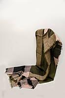 Шарф - плед  Joya 140 x 140 см Темно-зеленый 1652019, КОД: 390583
