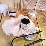 Захисні пластикові кришки на колісні гайки 21 мм хром, фото 2