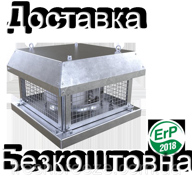 Центробежный крышный вентилятор с ЕС-двигателем ВЕНТС ВКГ 250 ЕС