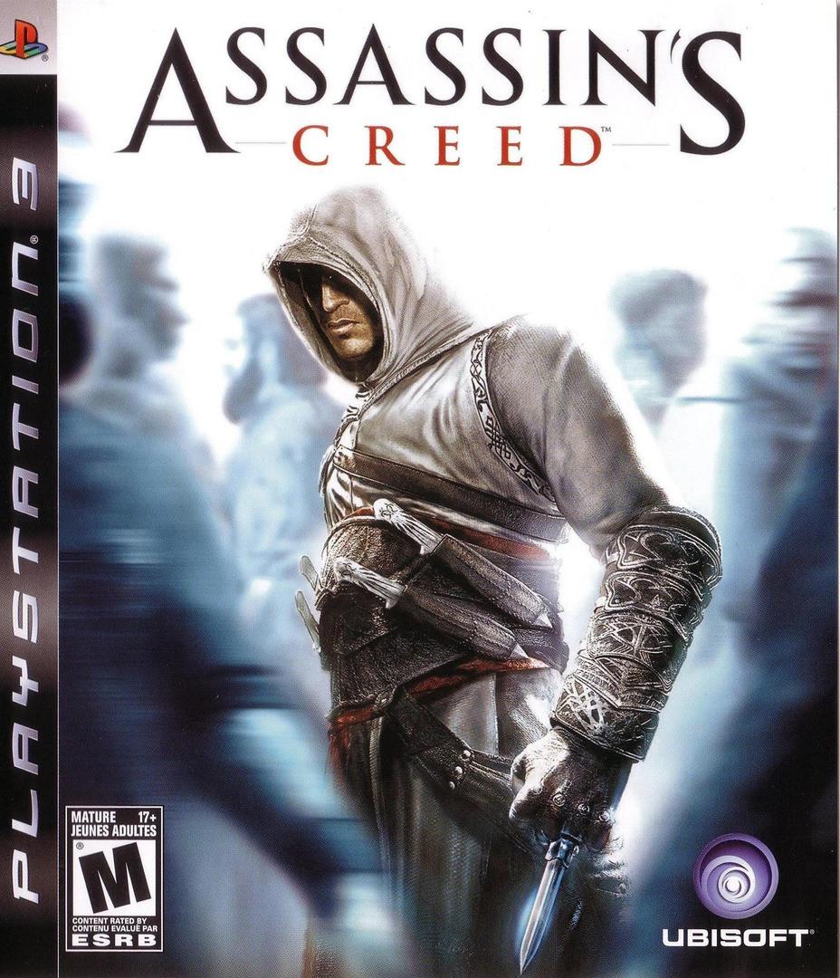 Гра для ігрової консолі PlayStation 3, Assassin's Creed (БУ)