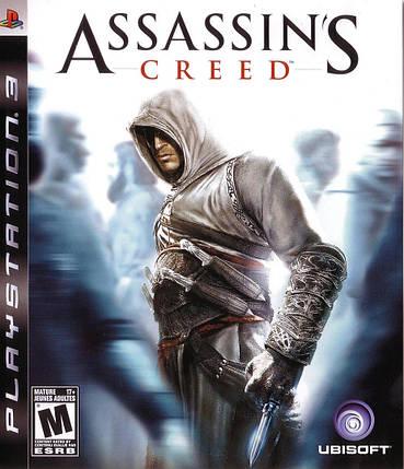 Гра для ігрової консолі PlayStation 3, Assassin's Creed (БУ), фото 2