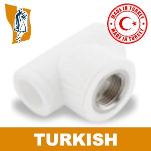 Тройник В/р Turkish Ø 40-1,1/4`