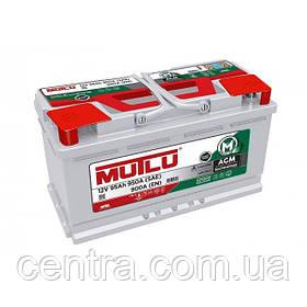 Автомобильный аккумулятор MUTLU 6СТ-95 AGM.L5.95.090.A