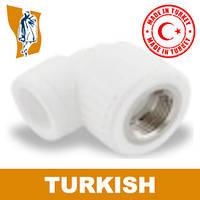 Угол В/р Turkish Ø 20-3/4`