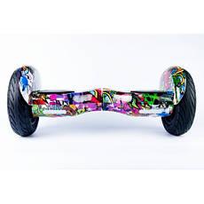 ГИРОСКУТЕР SMART BALANCE PREMIUM PRO10.5 дюймов Wheel ДжунглиTaoTao APP автобаланс, гироборд Гіроскутер, фото 3