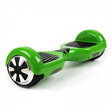Гироcкутер Smart Balance 6.5 Зеленый (Green) TaoTao APP. Гироборд Про зелений. Автобаланс, фото 2