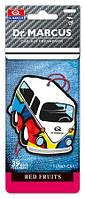 Освежители воздуха подвесной для салона авто Dr. Marcus FUNKY CAR Красные фрукты