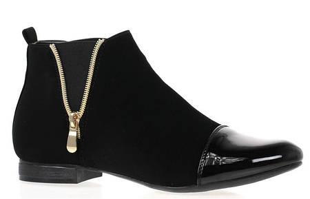 Женские ботинки JAYDE Black