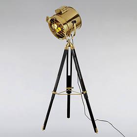 Торшер LS-814666-1 GD золото