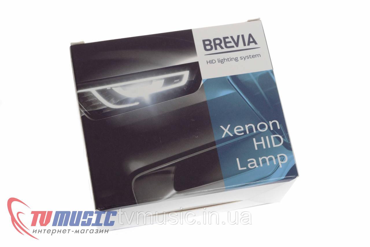 Ксеноновые лампы Brevia D1S 6000K (85116c)