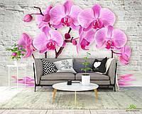 Фотообои 3д орхидея