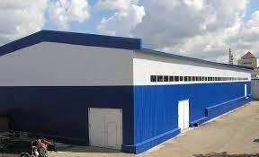Строительство ангаров складских помещений