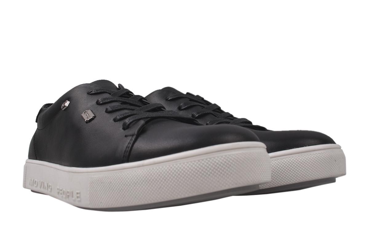 Туфли мужские Zumer натуральная кожа, цвет черный, размер 40-44У Украина