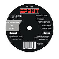 Круг отрезной по металлу Sprut 150x1,6x21