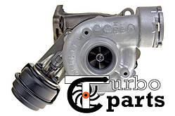 Оригинальная турбина Audi A4 2.0 TDI (B7) от 2005 г.в. - 717858-0002, 717858-0003, 717858-0004