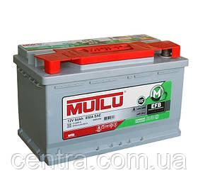 Автомобильный аккумулятор MUTLU 6СТ-84 EFB.L4.84.080.A