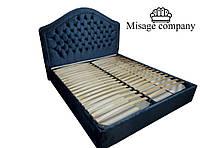 """Кровать""""Корона"""" с коронообразной спинкой."""