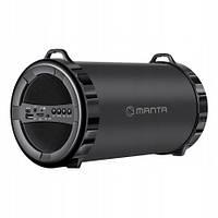 Портативная колонка Manta SPK204FM