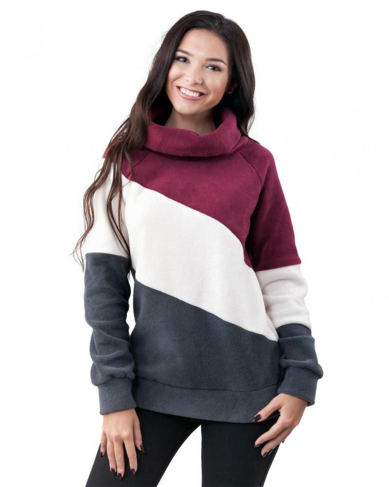 Красива жіноча кофта на зиму (S-2XL в кольорах)
