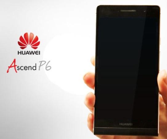 ..: Huawei Ascend P6