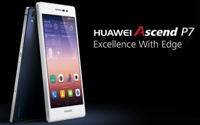 ..: Huawei Ascend P7