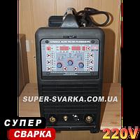 Аргоновая сварка СПИКА TIG 250 ac/dc + CUT