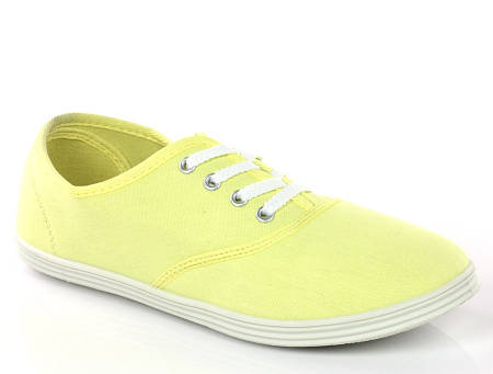 Женские кеды GEENA yellow!
