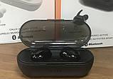 Гарнитура для телефона TWS-3 / блютуз наушники с зарядным кейсом Bluetooth 5.0, фото 2