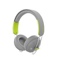Наушники Безпроводные водонепроницаемые Awei A800BL Plus Серый New Bluetooth + USB кабель