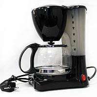 Кофеварка профессиональная капельная Кофе-машина Crownberg CB-1561 чтобы кофе был вкусным и ароматным